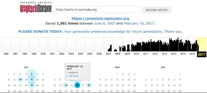 Bagaimana Cara Menggunakan Wayback Machine untuk Menampilkan dan Menyimpan Arsip Halaman Web