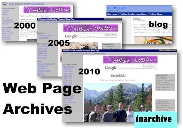 Mencari Jejak Sebuah Website Menggunakan Arsip Cache dan Dokumentasi archive