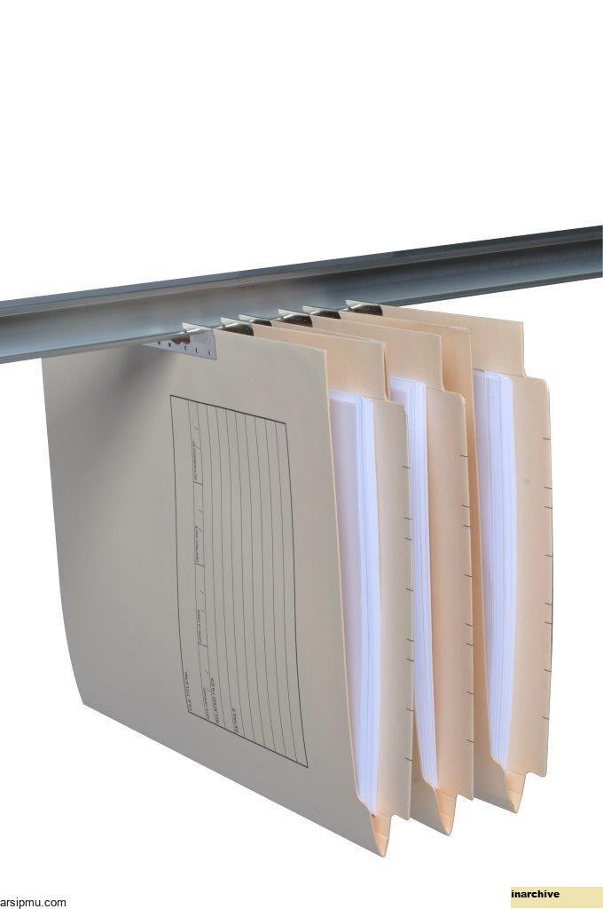 Sistem T-Glide Pada Folder Arsip