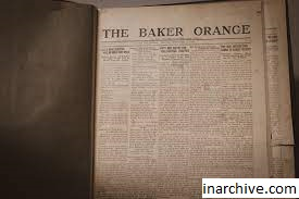 Arsip Memperoleh Hibah Untuk Mendigitalkan The Baker Orange